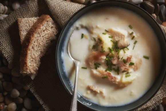スープに最適な温度は?科学で検証してみた