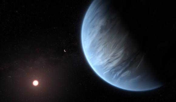 今そこにあるワラー(水)。太陽系外の地球型惑星「K2-18b」で水が発見される(英研究)