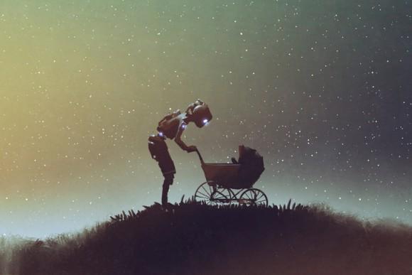 100年以内に人間とロボットが子供を作ることが可能となる(国際会議)