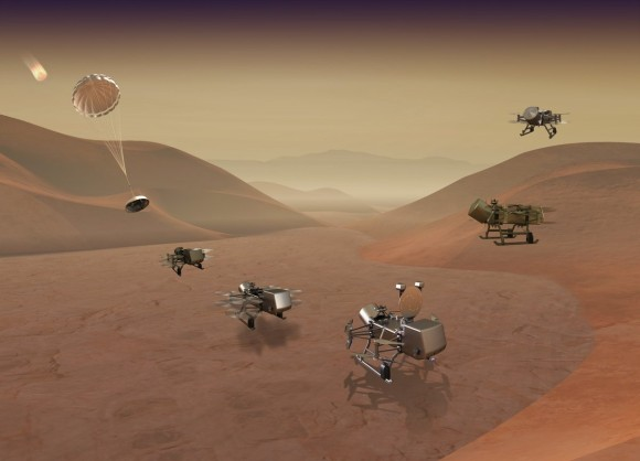 いよいよ未知との遭遇か?ヤツラがいる可能性が高い土星の衛星タイタンで生命を捜索するNASAの新ミッション