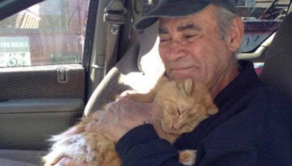 たった1人でできることから始めていった。24年以上スクラップを拾い集めながら野良猫を保護し続ける76歳のおじいさん(アメリカ)