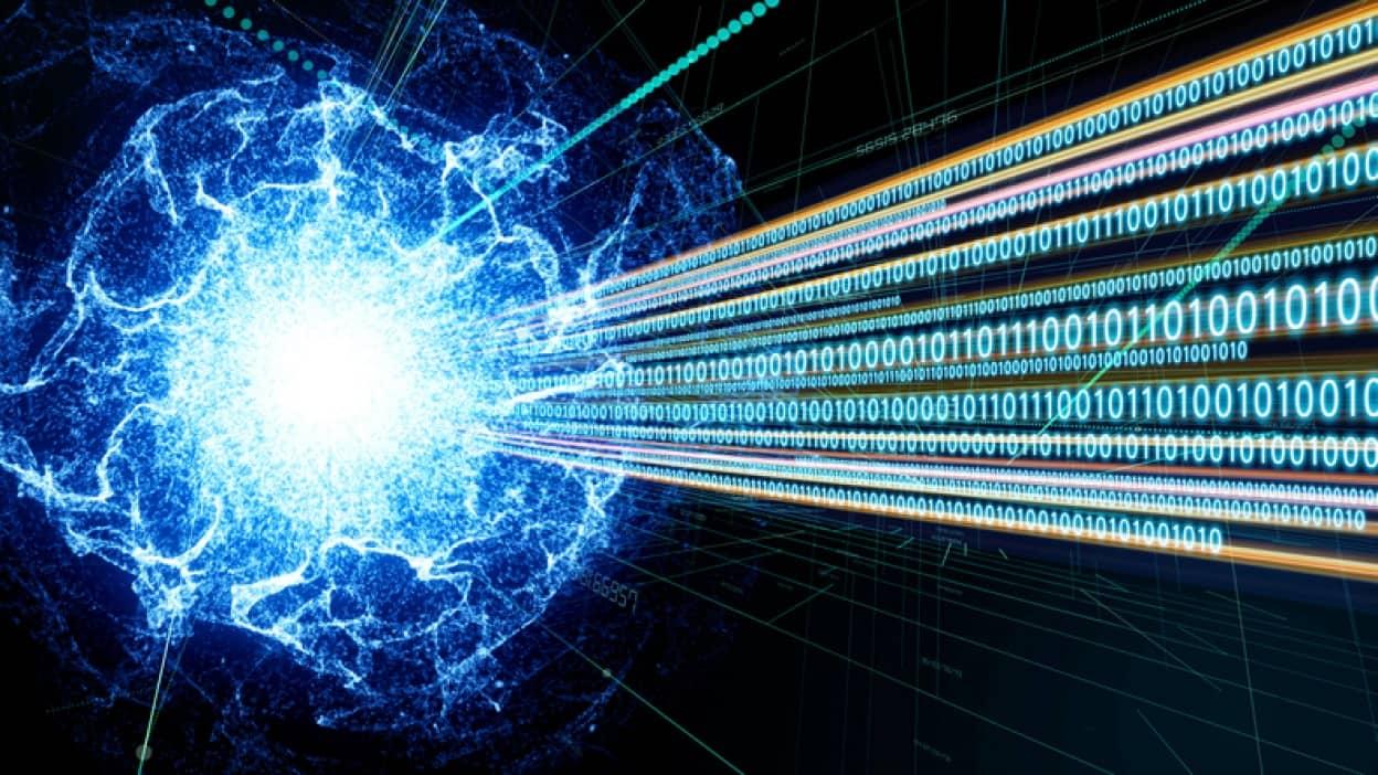 他の方法では見ることができない生物学的構造を見ることができる量子顕微鏡が開発される