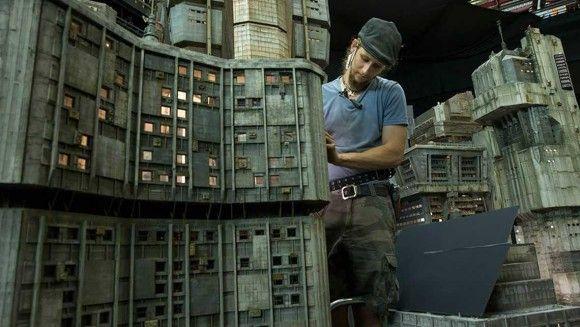 映画「ブレードランナー2049」に使用されたミニチュアビルの精巧さがすごい!