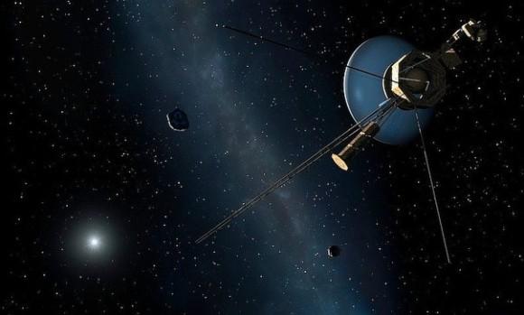 ボイジャー2号が太陽圏を離脱し星間空間へ。太陽系と外宇宙の間にある壁の謎に迫る(NASA)