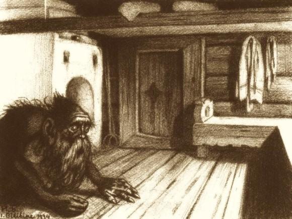 世界6の家に憑く精霊とそれをなだめる方法