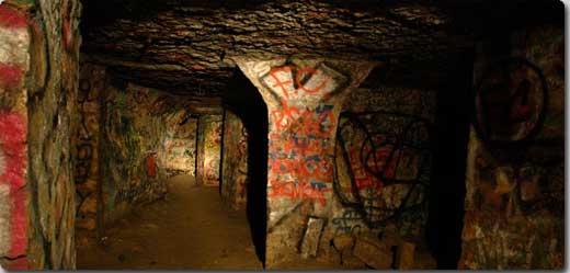 地下空間探検