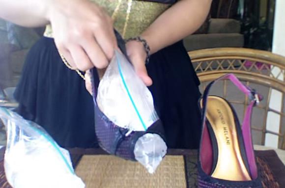 これは是非試したい!水を使ってきつい靴を伸ばす方法【ライフ