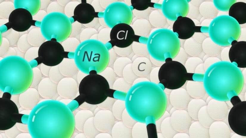 六方晶NaCl