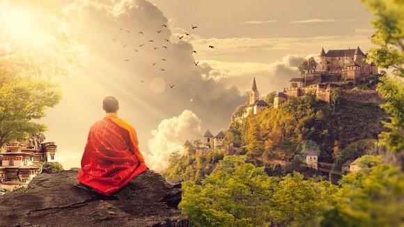 仏教の高僧は瞑想で臨死体験を引き起こすことができる。彼らを研究することで臨死状態の謎に迫れる(英研究)