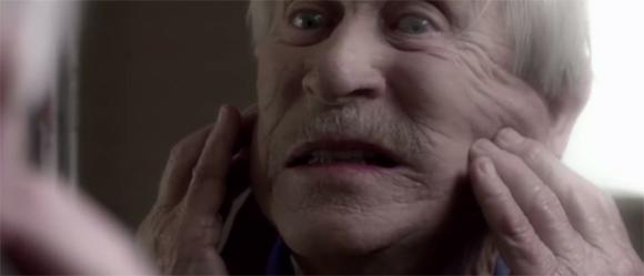 もう一花咲かせたい!男やもめのおじいさんのシュールな人体改造計画ショートフィルム「メイク・オーバー」