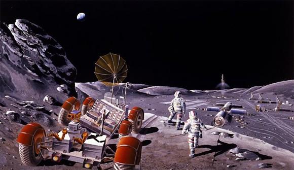 人類は30~40年後には月に移住しているだろう(国際宇宙ステーション元船長、クリス・ハドフィールド)