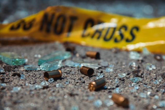 アメリカの殺人事件発生率が急増