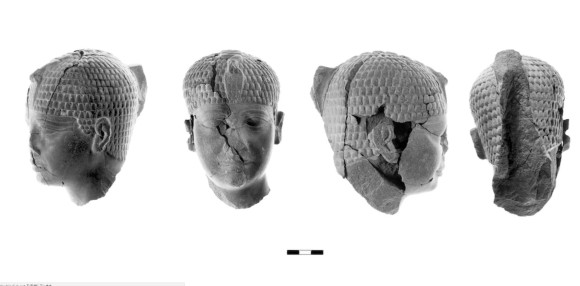 いったい誰?4300年前の謎のファラオの頭像が発見される(イスラエル)