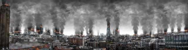 ノストラダムスの予言、大惨事世界大戦