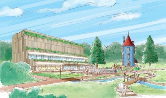 2019年3月、埼玉県にグランドオープン!ムーミンのテーマパーク「ムーミンバレーパーク」が今から楽しみな件