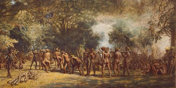 1万年前のスペインでカニバリズム(食人)の証拠が発見される