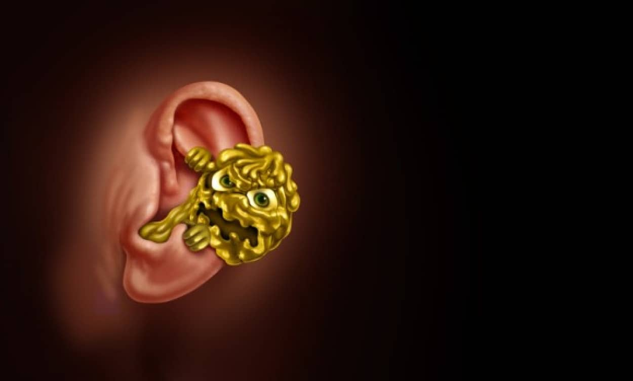耳垢でストレスレベルを測定できるツールが登場