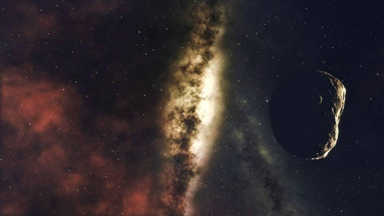 小惑星「アポフィス」が猛スピードで地球に接近