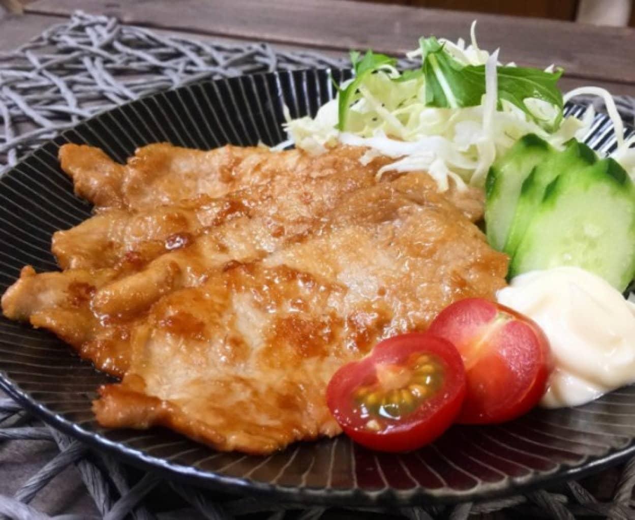 美味しい 生姜 焼き