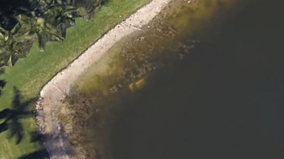 22年間未解決だった行方不明の事件がグーグルアースで解明。池の中から白骨化した遺体が発見される(アメリカ)