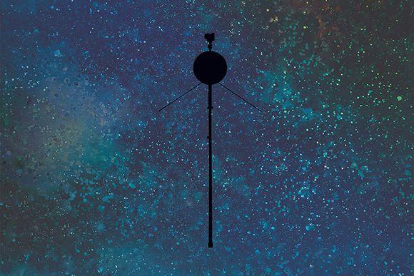 ボイジャー打ち上げ40周年記念で、NASAがダウンロードフリーのポスターを公開