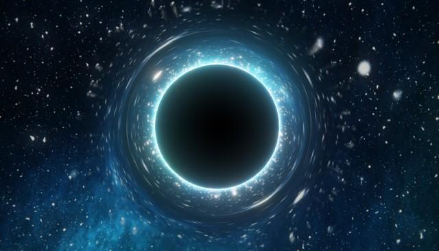 大質量ブラックホールは思ってたより地球に近かった
