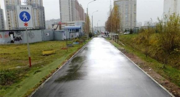 ロシアの地方当局、フォトショップで道路を整備。やってないのにやったふり。