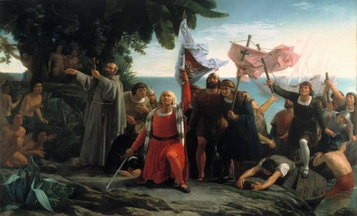 アメリカでコロンブス・デーを先住民の日に変更する動き