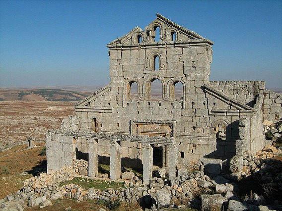 dead forgotten cities of syria 11