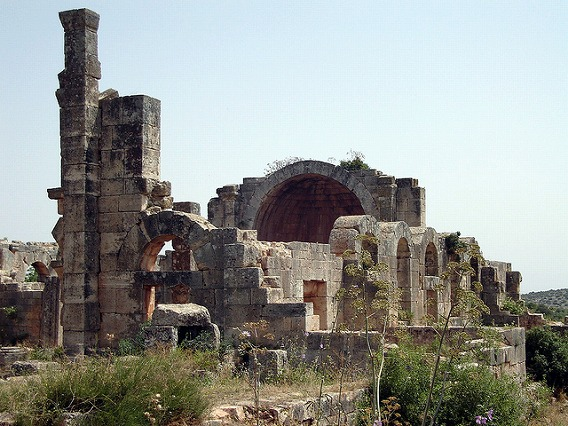 dead forgotten cities of syria 30