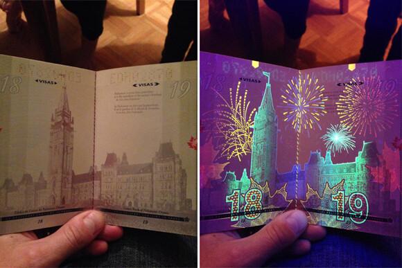 カナダのパスポートに隠された美しい秘密