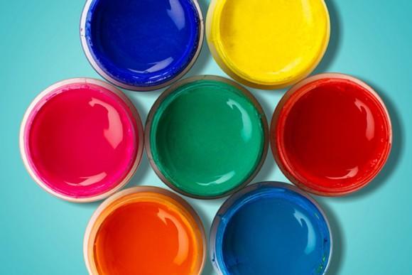 10の色が人類の脳に与える影響