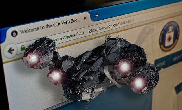 CIAがUFO関連の機密文書を全公開