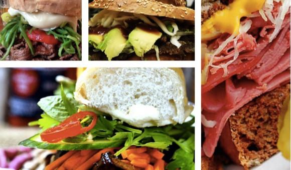 こんなにもバリエーションが!一度は食べてみたい世界32カ国の絶品サンドウィッチの画像