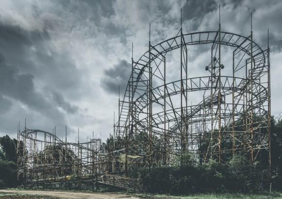 廃墟マニアにはたまらん物件。いわくつきのテーマパーク「天空のゴーストタウン」廃墟が売りに出されている件(アメリカ)