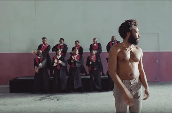 銃社会アメリカの闇に迫るショッキングなミュージックビデオ「THIS IS AMERICA(これがアメリカ)」がリリース(ドナルド・グローヴァー)