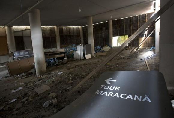 あれから半年。リオデジャネイロ・オリンピック会場の荒廃っぷりが凄い