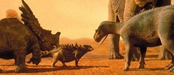 トリケラトプスの親子?状態の良い3頭の化石が同じ場所で発見される(米ワイオミング)