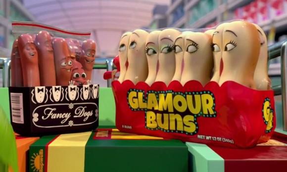 マジ解禁かよ!子どもは見ちゃだめな食べ物擬人化3DCG映画「ソーセージパーティー」が日本公開決定