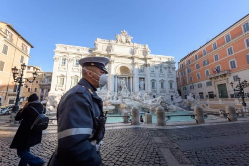 イタリアの都市閉鎖
