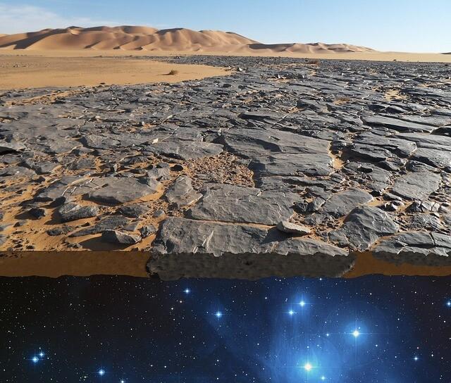 月誕生以前の物質か? 地中の奥深くに謎の巨大構造が存在することが判明(米研究)