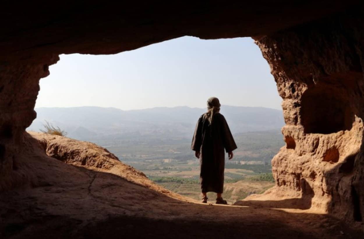 ピタゴラスが隠れ住んでいたと言われているサモス島にあるピタゴラスの洞窟
