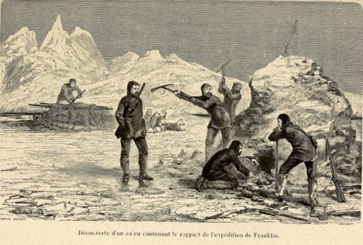 失踪したフランクリン遠征隊の隊員1人の身元が明らかに