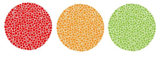 あなたは4色型色覚の持ち主か?4色型色覚チェックテスト