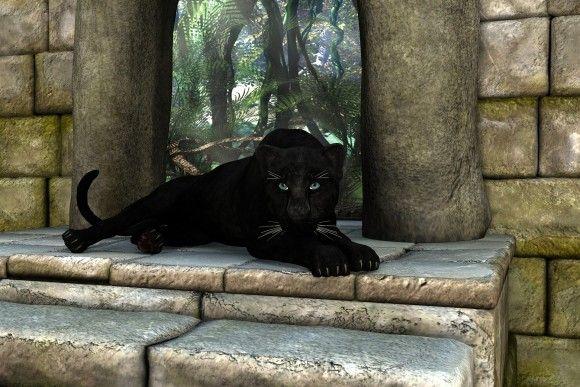 マジかよ。イギリス全土で野生の黒ヒョウが多数出没しているらしい