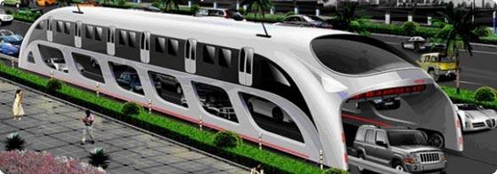 中国すごいバス