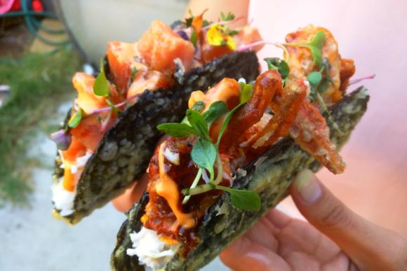 またしてもアメリカで寿司が超進化。でもこれは是非食べてみたい「寿司タコス」