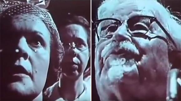カーネルおじさんが嘘発見器にかけられている件。本当に怖い、1960年代のケンタッキーフライドチキンのCM