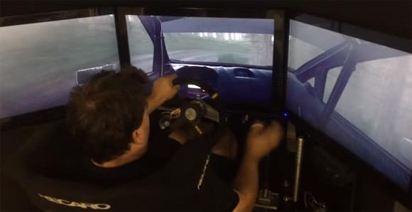 なにこのライブ感!プロのラリードライバーに「DiRT Rally」ゲームをやってみてもらったところ・・・