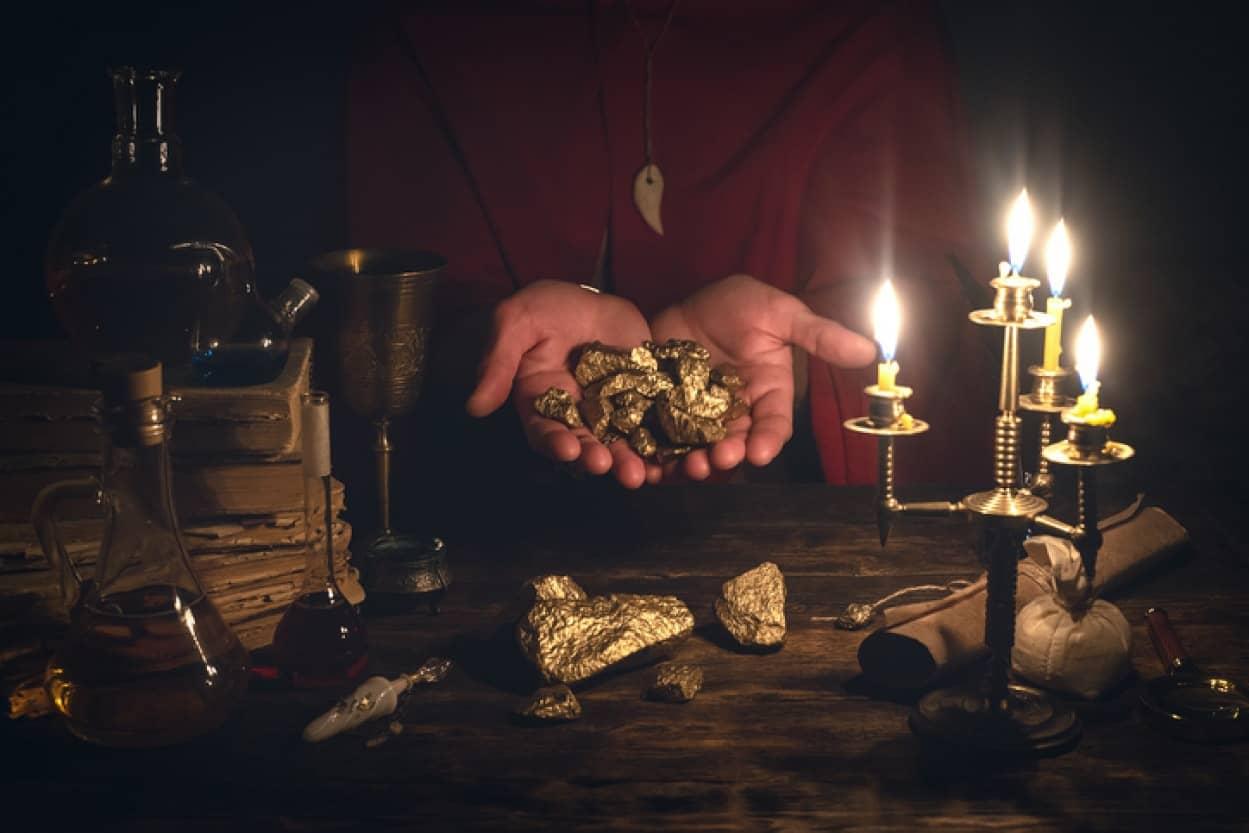 錬金術師、ニコラ・フラメルの奇妙な物語